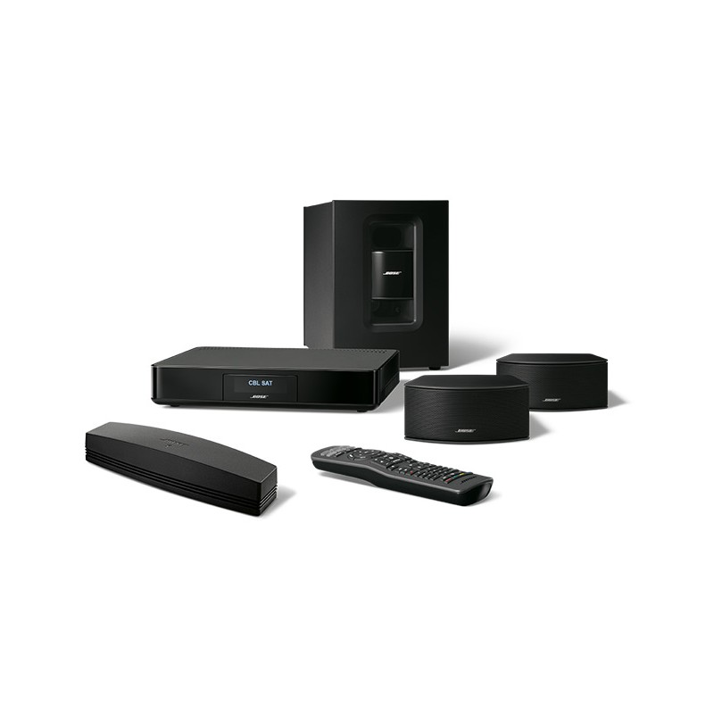 bose 738476 2100 home theatre dolby surround soundtouch 220 2 1 ebay. Black Bedroom Furniture Sets. Home Design Ideas