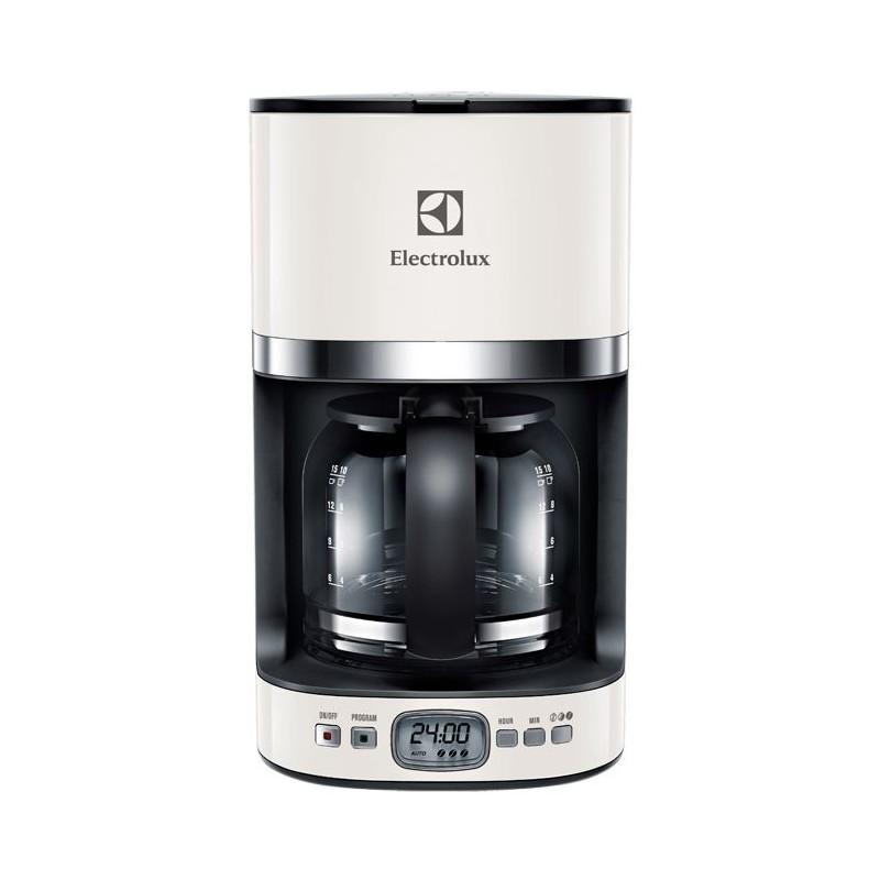 Electrolux ekf7500w autonome semi automatique machine caf filtre noir eur 86 58 - Machine a cafe electrolux ...