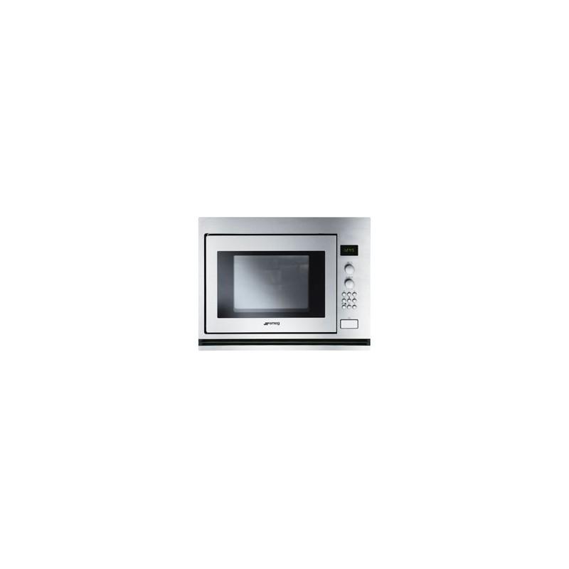 Dagimarket smeg fmc30x 2 forno a microonde combinato da - Forno microonde combinato da incasso ...