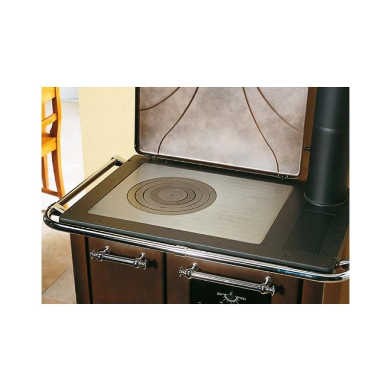 Dagimarket nordica romantica 4 5 cucina a legna libera installazione larghezza 97 cm forno - Nordica cucina a legna ...