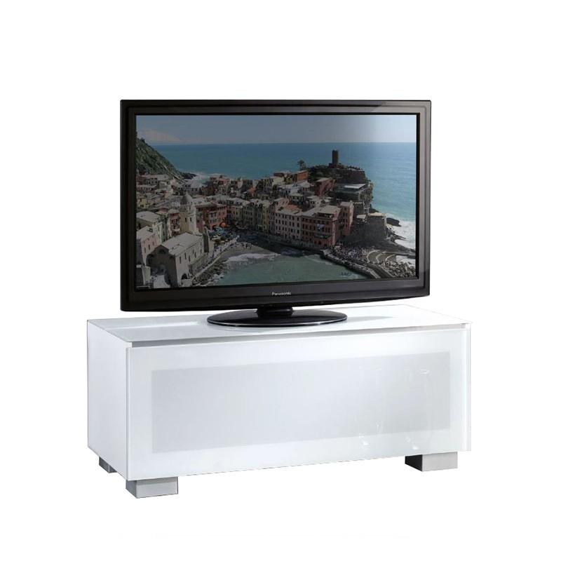 Dagimarket MUNARI GE110BI MOBILE PORTA TV FINO A 42 POLLICI BIANCO ...