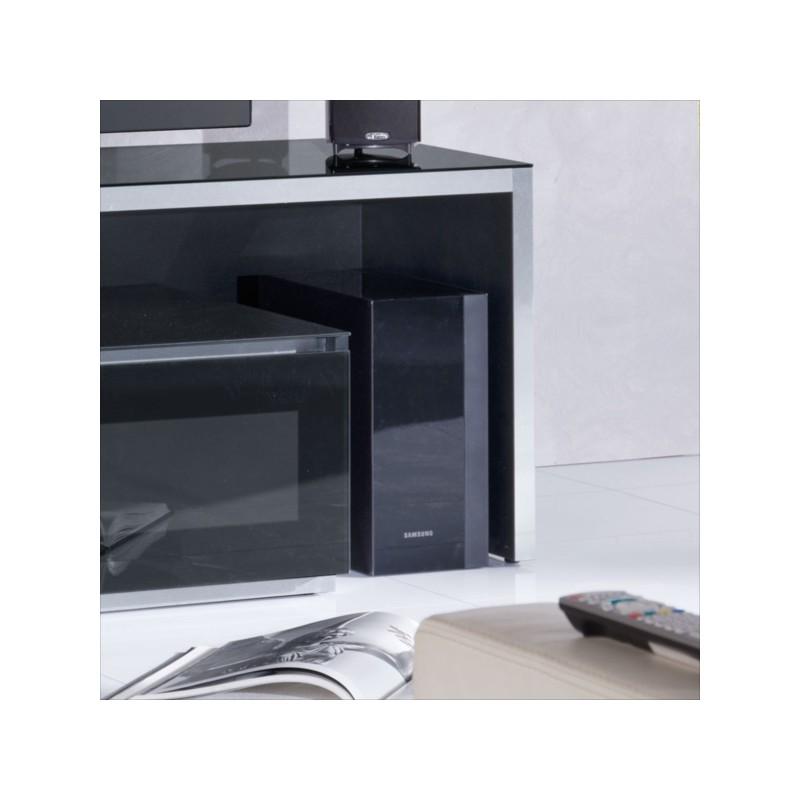 Dagimarket munari ge165ne mobile porta tv fino a 63 pollici nero made in italy - Porta tv nero ...