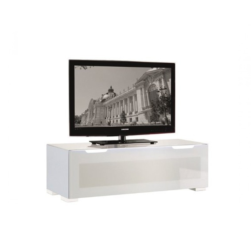 Dagimarket MUNARI PS150BI MOBILE PORTA TV FINO A 63 POLLICI BIANCO MADE IN  ITALY