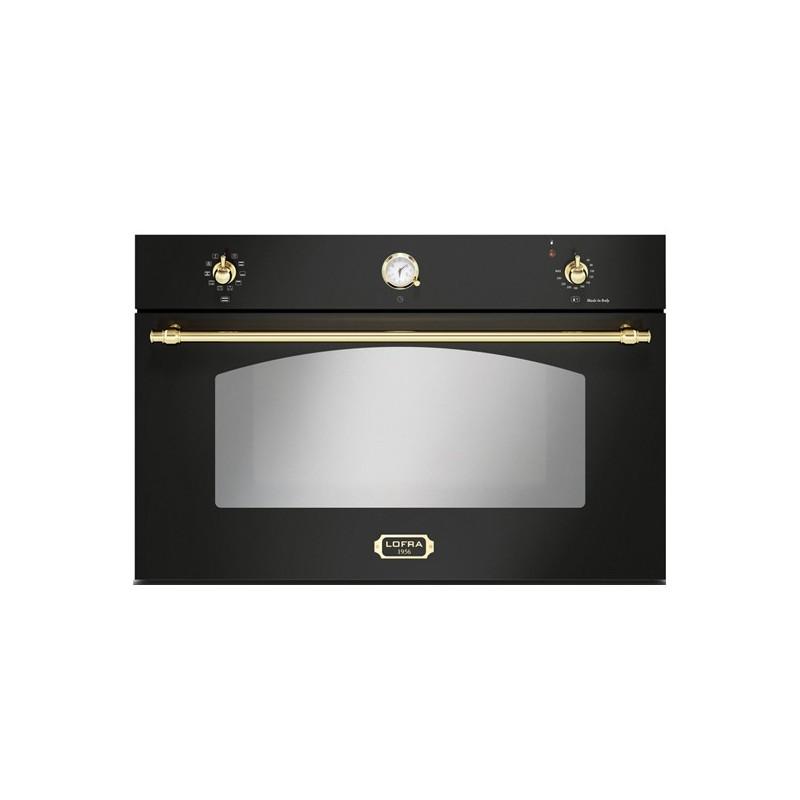 Lofra FRNM99EE Elektrischer Ofen 105l A Schwarz Backofen