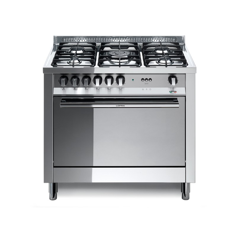 Dagimarket lofra mg96mf c 90x60 cucina con piano in - Cucina a gas da 90 ...