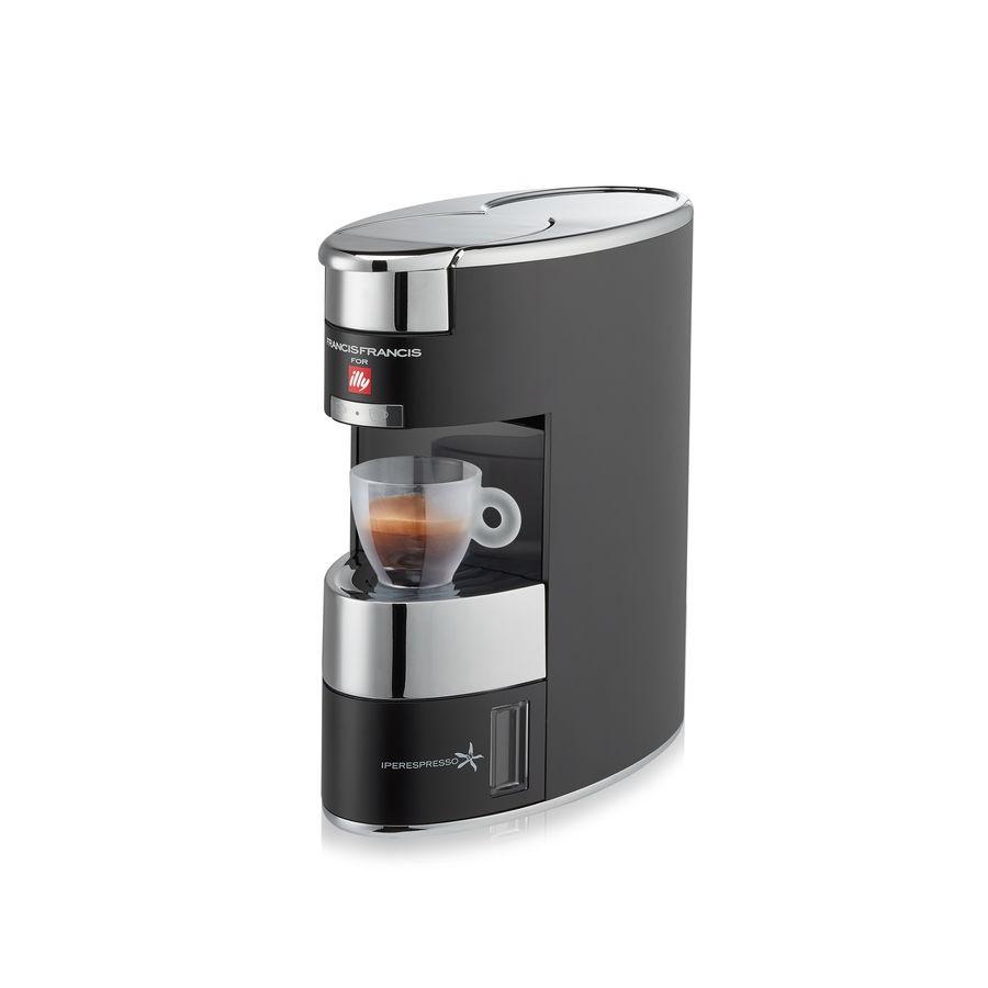 Illy Macchina da Caffé X9 Iperespresso Nero | eBay