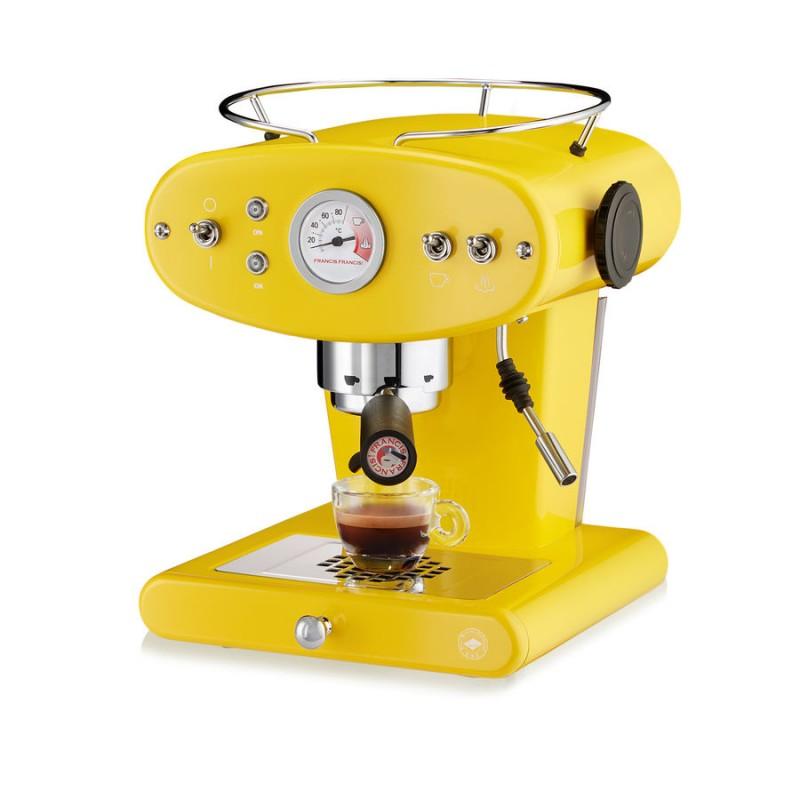 ILLY MACCHINA DEL CAFFE A CIALDE E.S.E. X1 TRIO GIALLA