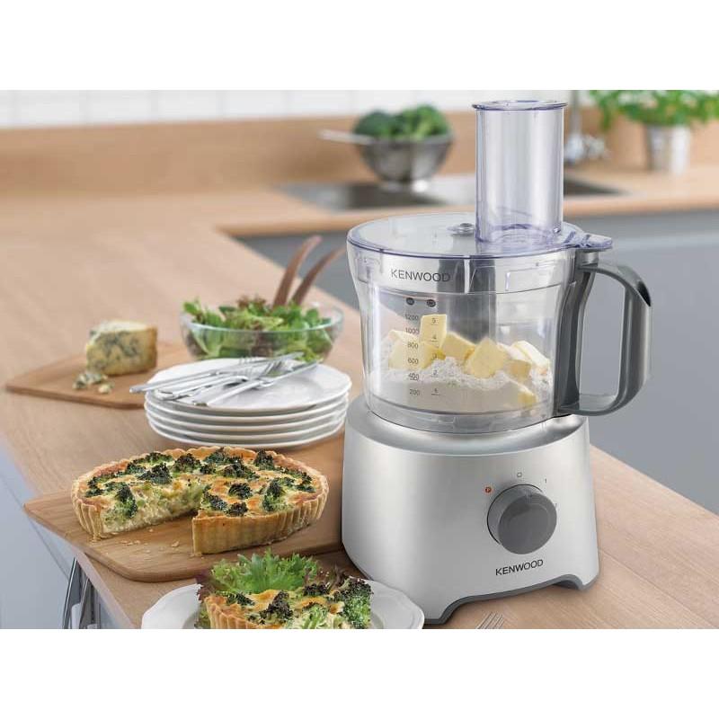Kenwood Fdp302si Robot de Cuisine 800 W avec Verre Mixeur | eBay