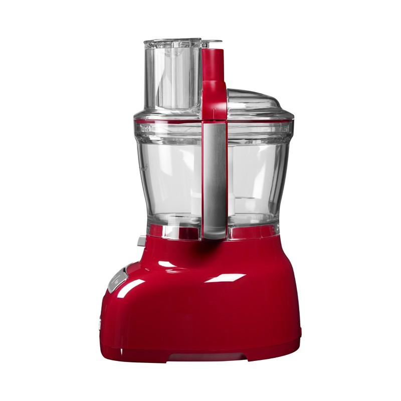 kitchen aid robot da cucina 5kfp1335eer rosso food proces. - dagimarket