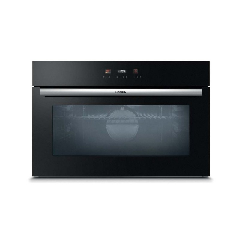 LOFRA FQVN9TEE Gemma 90 cm multifunctional electric oven with black glass