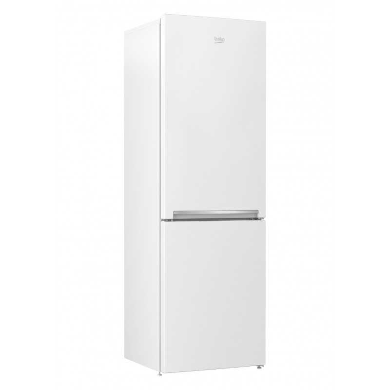 dagimarket beko rcsa330k20w frigo combi 295lt h185 a. Black Bedroom Furniture Sets. Home Design Ideas