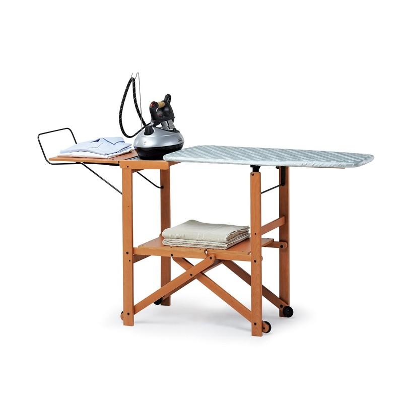 Dagimarket foppapedretti asso noce 300006 tavolo da stiro - Foppapedretti tavolo da stiro ...