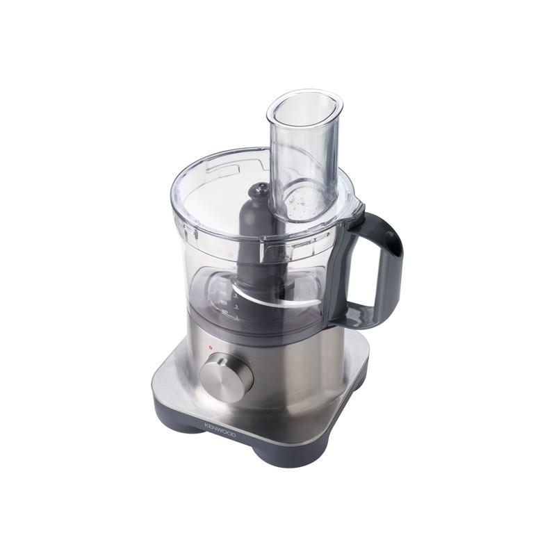 Kenwood FPM250 750W 2.1l Gebürsteter Stahl Küchenmaschine