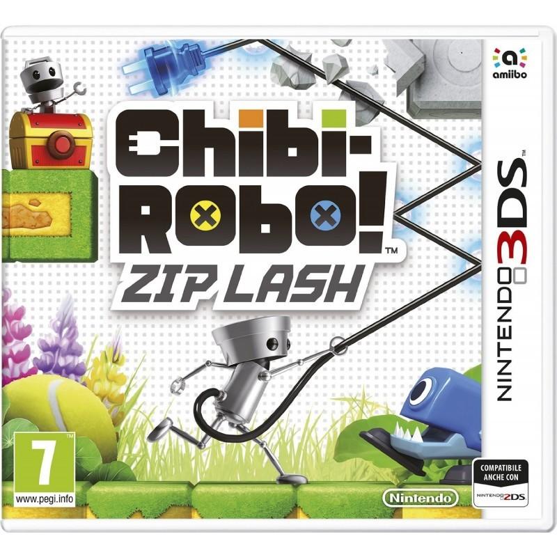 NINTENDO 2231349 3DS CHIBI-ROBO ZIP LASH
