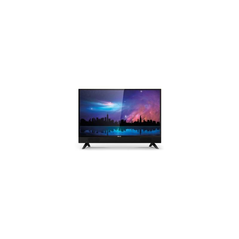 Akai Aktv3228 TV con Schermo LED da 32 Pollici Hd Smart Android Soundbar Incorporata