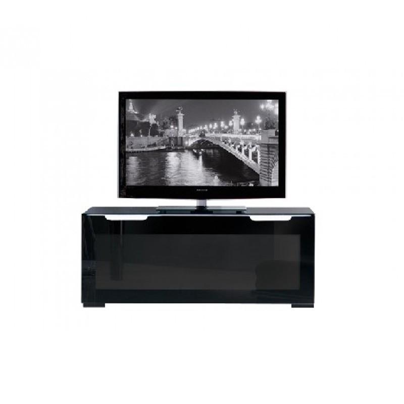 Dagimarket MUNARI PS125NE MOBILE PORTA TV FINO A 63 POLLICI NERO ...