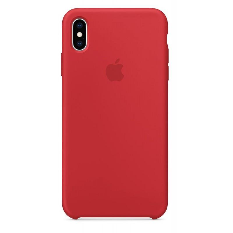 Custodia silicone Sensation Rossa Cellularline per iphone XS Max