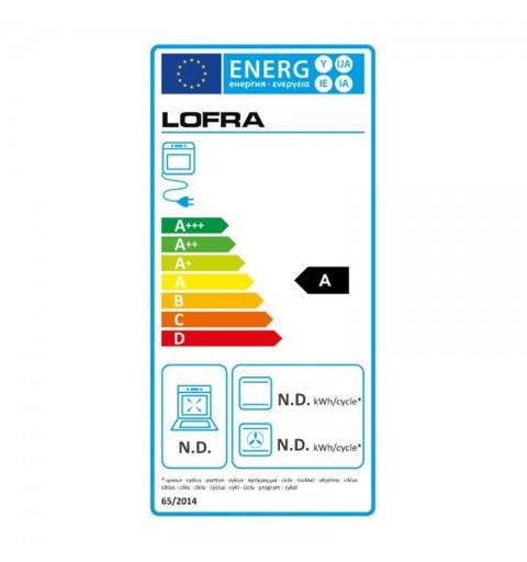 Lofra Pnm66Gvt/C Nero Matt 60X60 Cucina Colorata Con Piano In