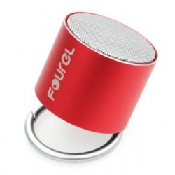 SPEAKER FOUREL MINI DRUM RED