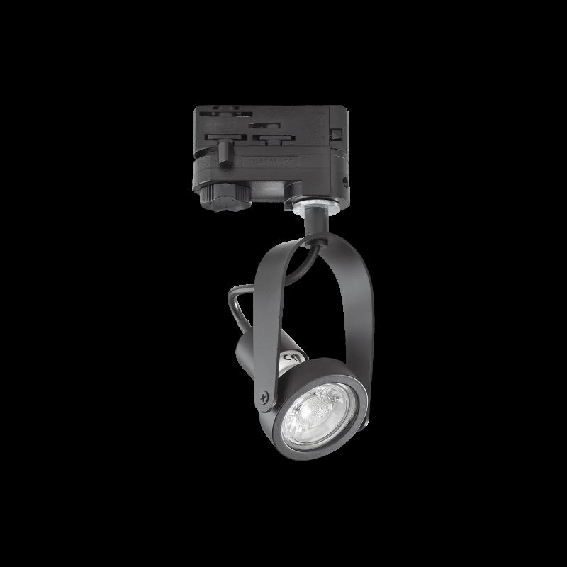 Ideal Lux mod. GLIM COMPACT TRACK NERO Tracklights