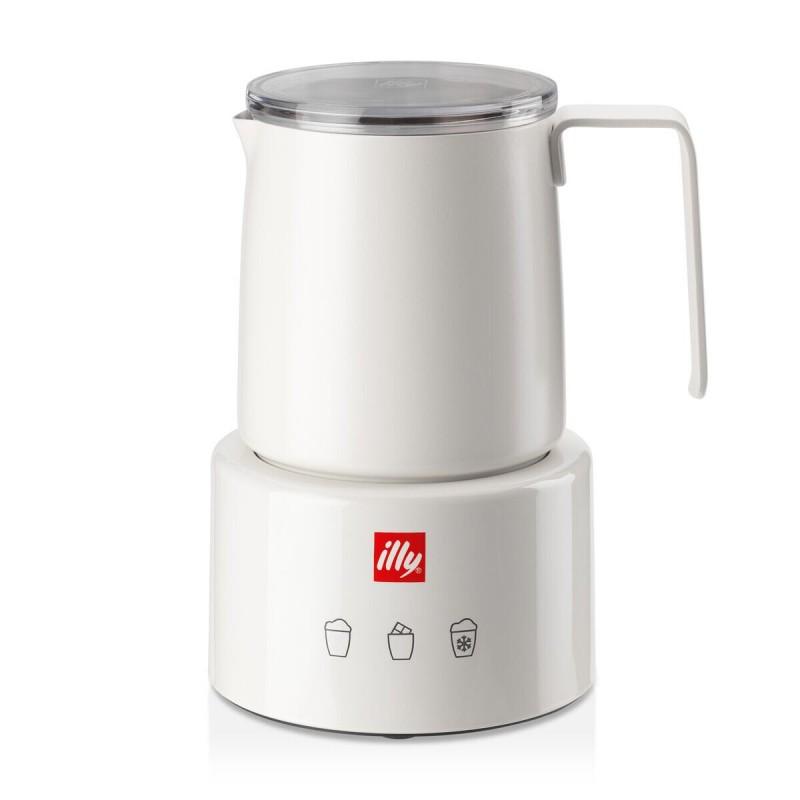 Illy Macchina Cappucinatore Montalatte Elettrico Milk Frother da 250ml cioccolata calda
