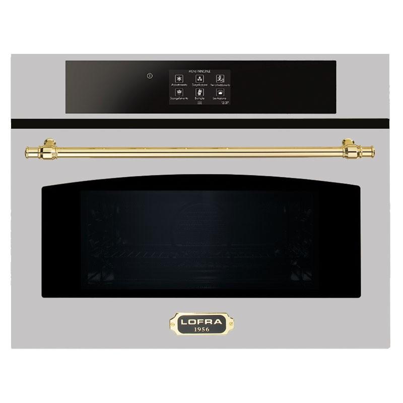 LOFRA BBRS45 Abbattitore di temperatura Dolce Vita Acciaio Inox 60x45 Antimpronta, 10 programmi - 26L