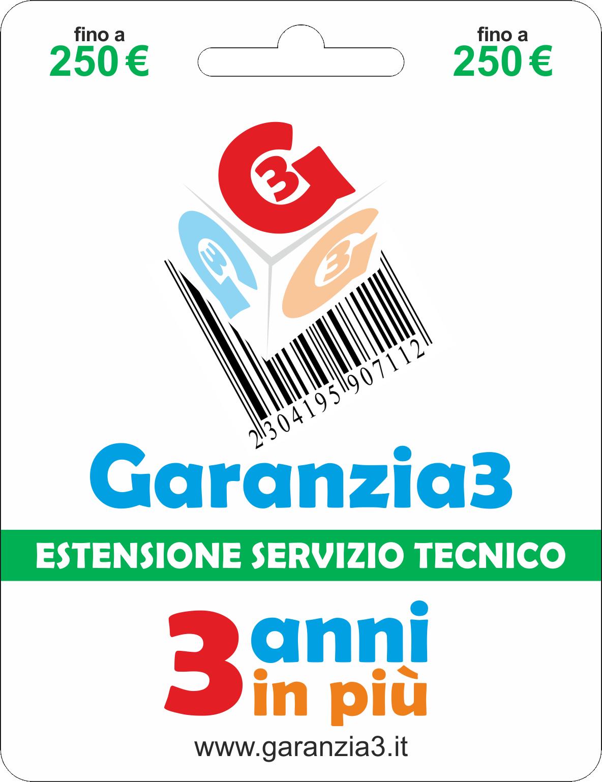Garanzia3 250 - Dagimarket