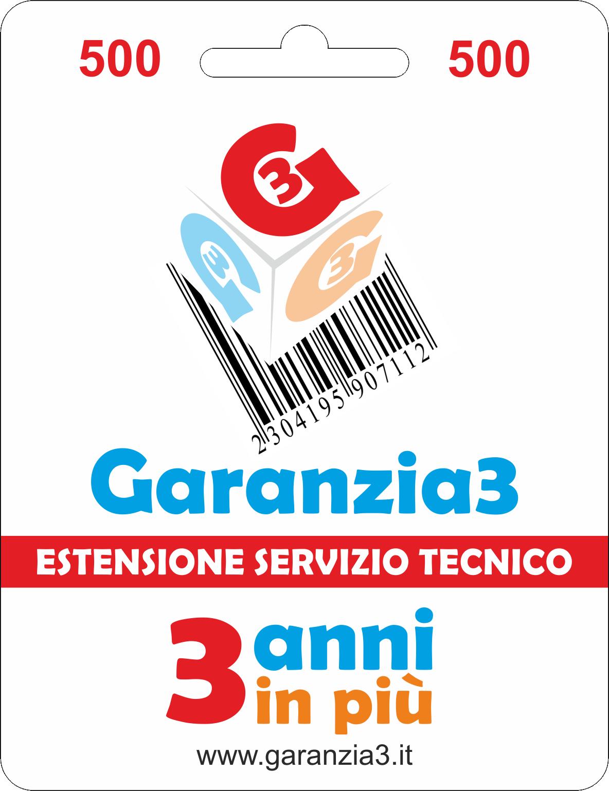 Garanzia3 500 - Dagimarket
